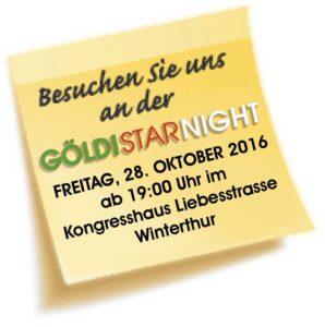 postit-starnight  / Göldi AG
