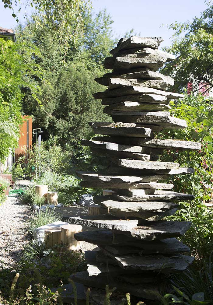 Regelmässiger Gartenunterhalt