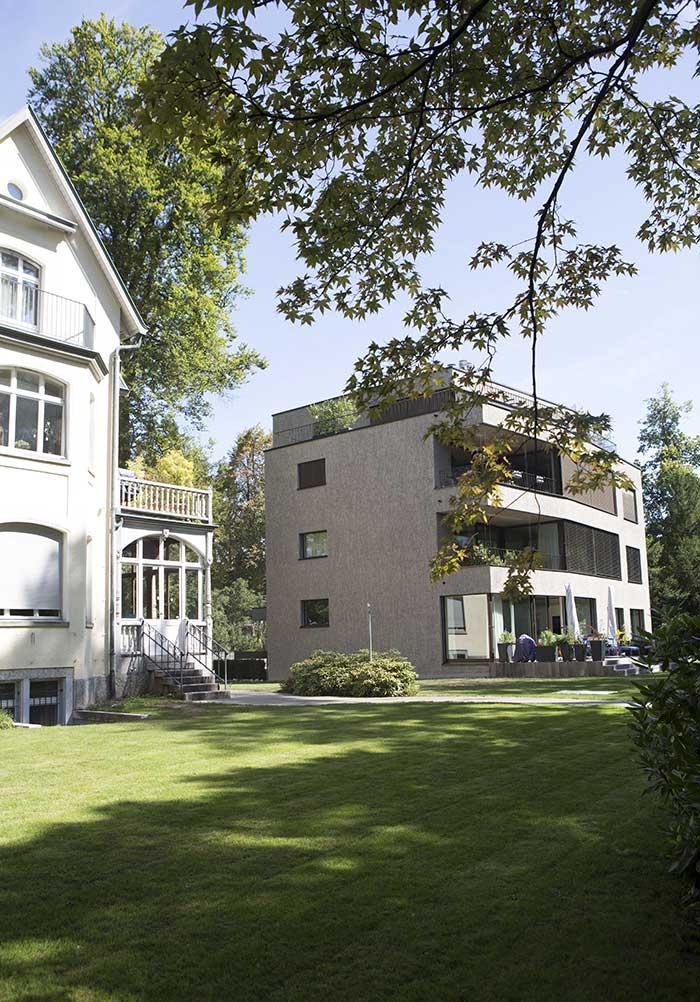 Garten Neuanlagen für MFH