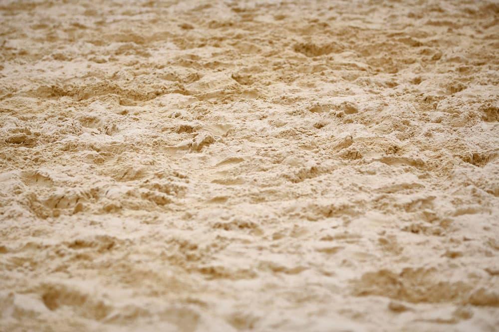 Sandplatz Beachsoccer